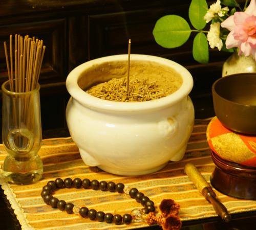 仏壇用のお線香イメージ