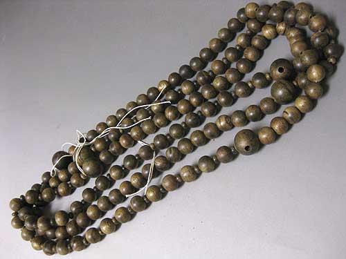 沈香 三万浄土の数珠